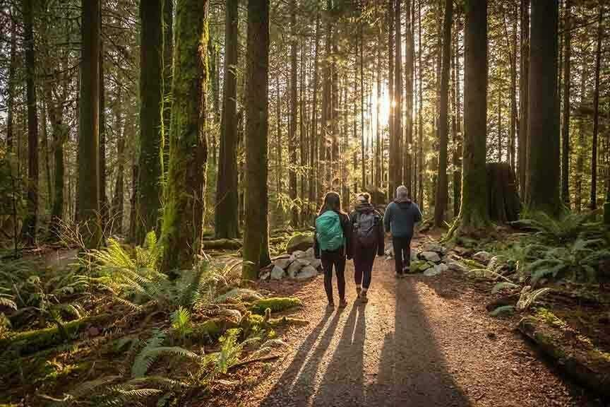 get out and explore all of Kitsap County's outdoor recreation areas