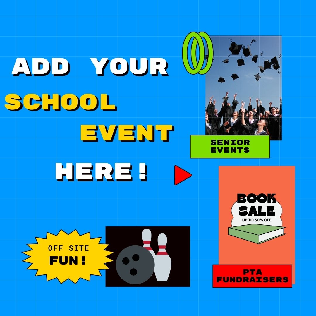 Add Your School Event