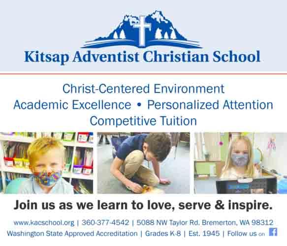 Kitsap Adventist Summer 21