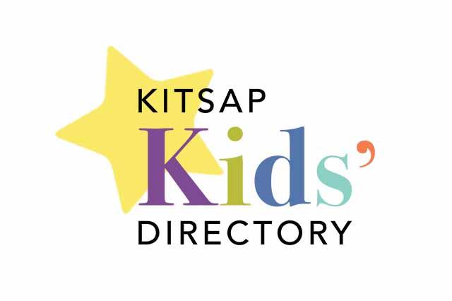 Kitsap Kids Star Logo For Advert Page