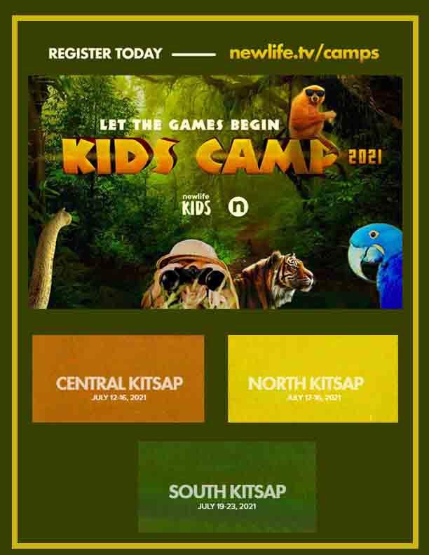 New Life Kids Camp 2021