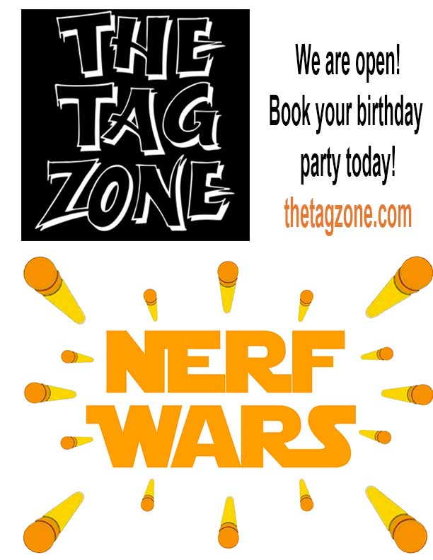 The Tag Zone Parties