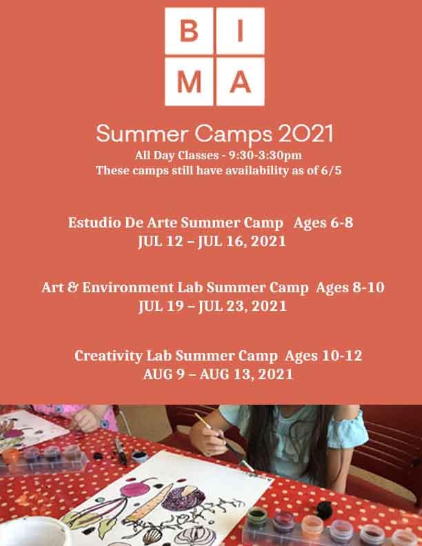 BIMA Summer Kids 2021