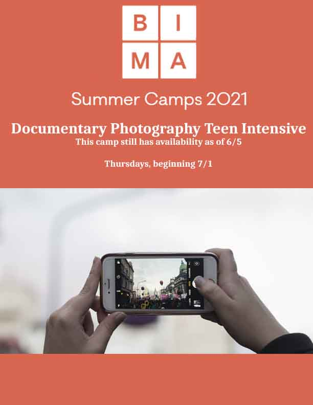 BIMA Summer Teens 2021