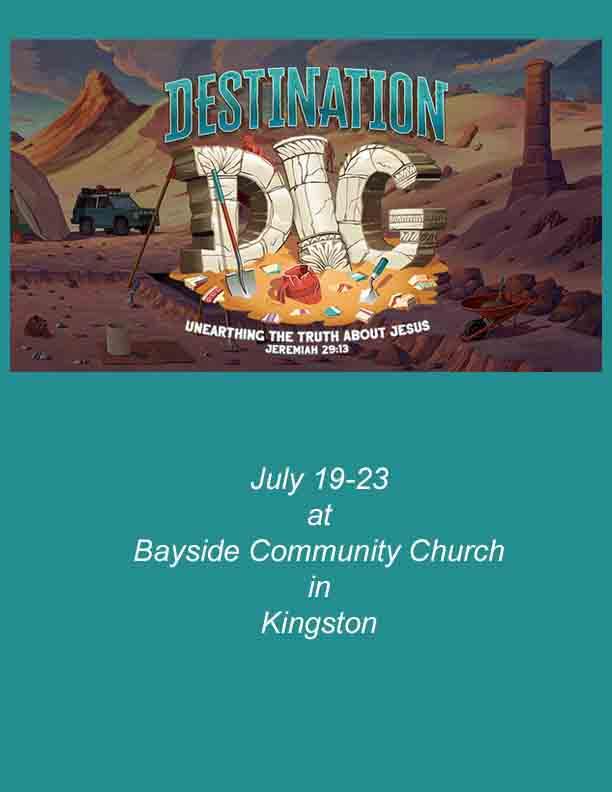 Bayside Community Church VBS 2021