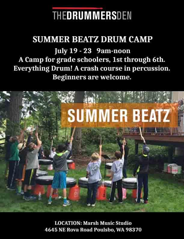 Drummers Den Summer Beatz 2021