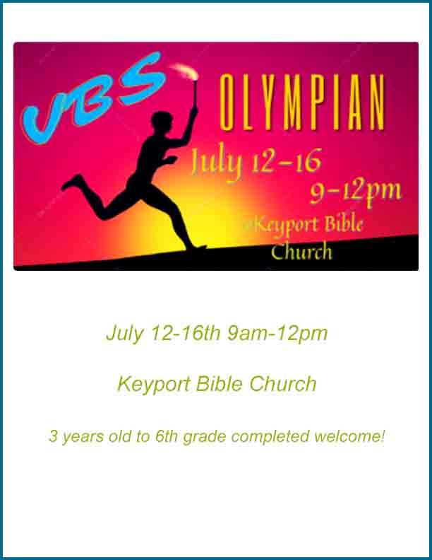 Keyport Bible Church Camp 2021