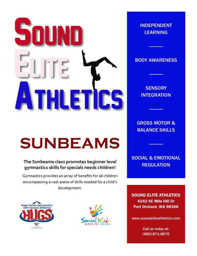 Sound Elite Spec Needs SunbeamsFlyer Fall21