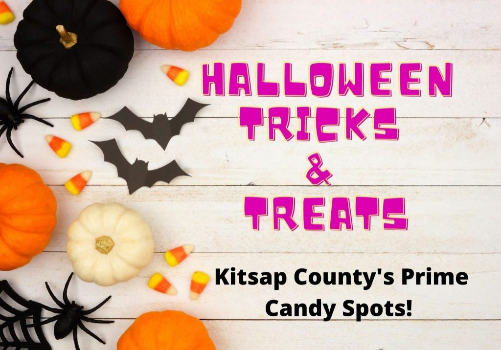 Trick or treating in Kitsap County