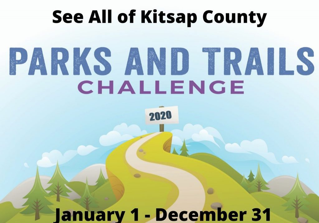 2020 Parks & Trails Challenge by Kitsap Kids' Directory
