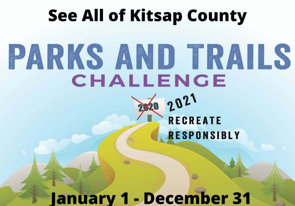 see parks, trails and place in KItsap Couny!